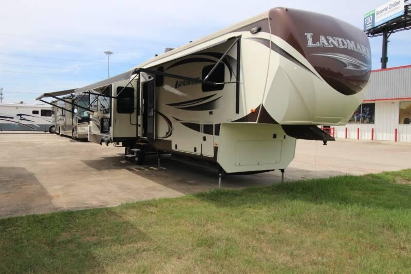 2014 LANDMARK SAVANA for sale at Texas Best RV in Humble TX