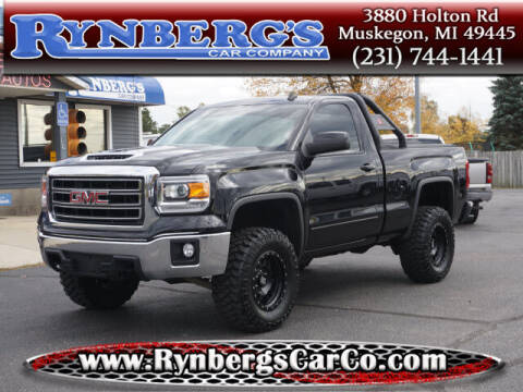 2014 GMC Sierra 1500 for sale at Rynbergs Car Co in Muskegon MI