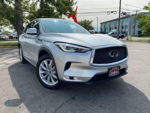 2019 Infiniti QX50 for sale at JerseyMotorsInc.com in Teterboro NJ