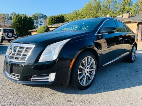 2014 Cadillac XTS for sale at Classic Luxury Motors in Buford GA