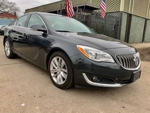2015 Buick Regal for sale at Gus's Used Auto Sales in Detroit MI