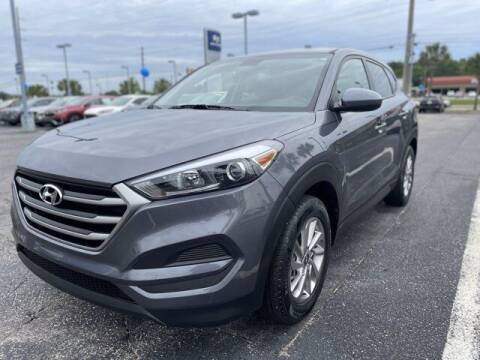 2017 Hyundai Tucson for sale at Mike Schmitz Automotive Group in Dothan AL