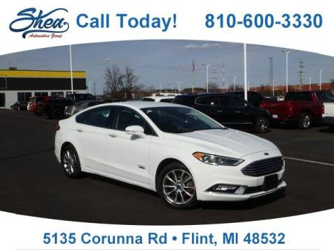 2017 Ford Fusion Energi for sale at Jamie Sells Cars 810 - Linden Location in Flint MI