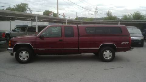 1996 GMC Sierra 1500 for sale at Lewis Used Cars in Elizabethton TN