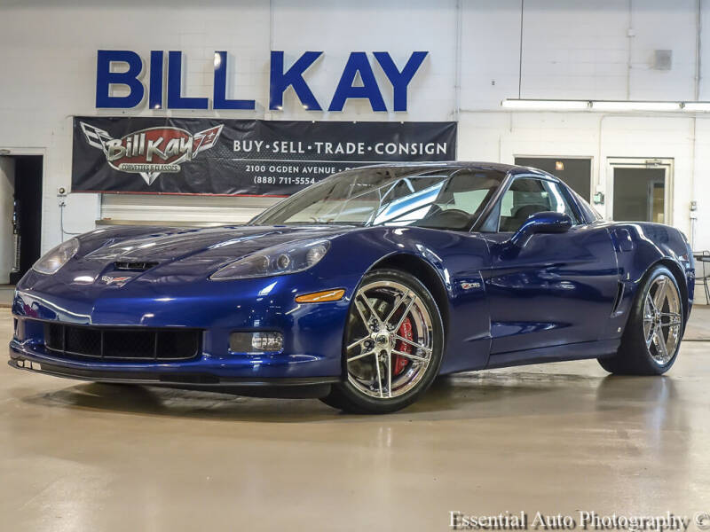 2007 Chevrolet Corvette for sale at Bill Kay Corvette's and Classic's in Downers Grove IL