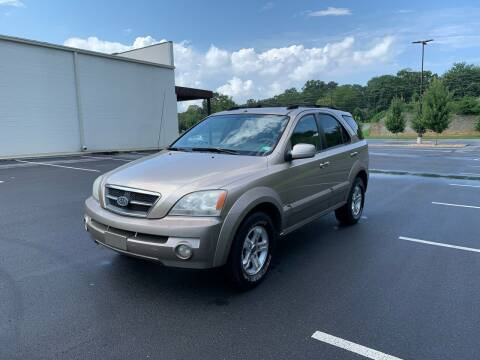 2005 Kia Sorento for sale at Allrich Auto in Atlanta GA