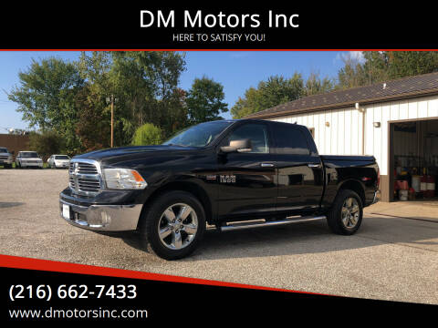 2013 RAM Ram Pickup 1500 for sale at DM Motors Inc in Maple Heights OH