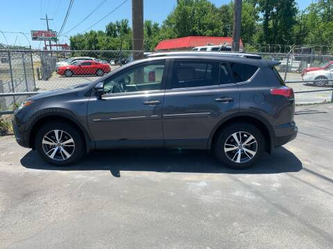 2018 Toyota RAV4 for sale at Car Connection in Little Rock AR