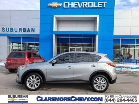 2015 Mazda CX-5 for sale at Suburban Chevrolet in Claremore OK