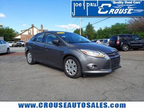 2012 Ford Focus for sale at Joe and Paul Crouse Inc. in Columbia PA