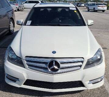 2012 Mercedes-Benz C-Class for sale at Taylor Trading in Orange Park FL