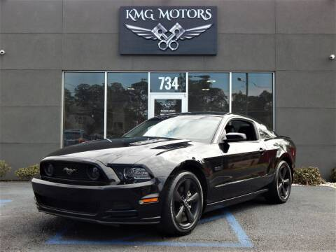 2014 Ford Mustang for sale at KMG Motors in Slidell LA