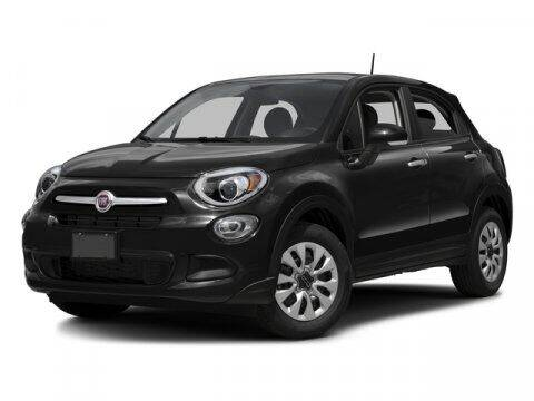 2016 FIAT 500X for sale at TRAVERS GMT AUTO SALES - Traver GMT Auto Sales West in O Fallon MO