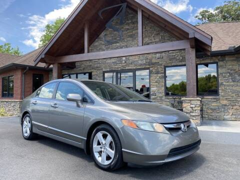 2007 Honda Civic for sale at Auto Solutions in Maryville TN