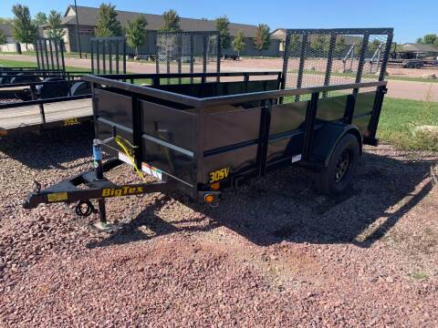 2022 Big Tex 30SV-10 #6189 for sale at Prairie Wind Trailers, LLC in Harrisburg SD