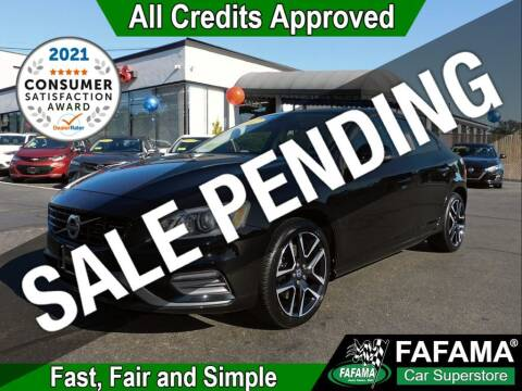 2017 Volvo S60 for sale at FAFAMA AUTO SALES Inc in Milford MA