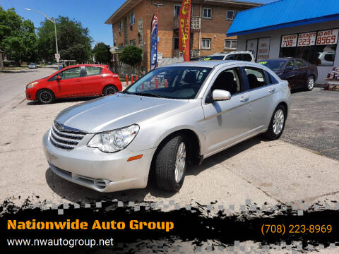 2010 Chrysler Sebring for sale at Nationwide Auto Group in Melrose Park IL