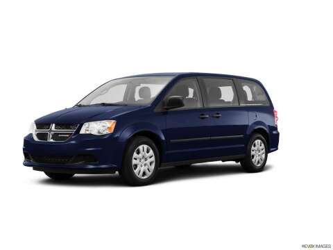 2016 Dodge Grand Caravan for sale at Shults Resale Center Olean in Olean NY