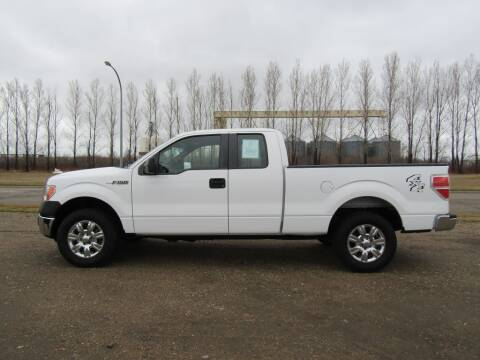 2013 Ford F-150 for sale at Elliott Auto Sales in Moorhead MN