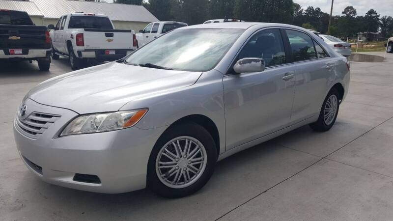 2009 Toyota Camry for sale at Crossroads Auto Sales LLC in Rossville GA
