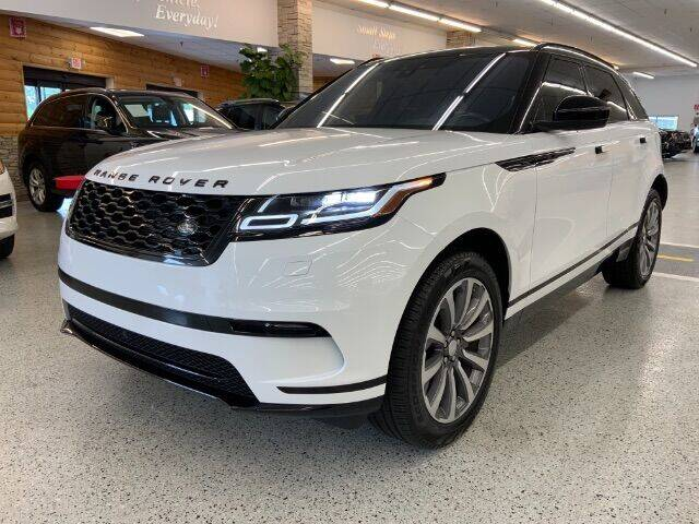 2018 Land Rover Range Rover Velar for sale at Dixie Imports in Fairfield OH