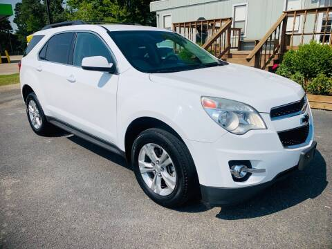 2013 Chevrolet Equinox for sale at BRYANT AUTO SALES in Bryant AR