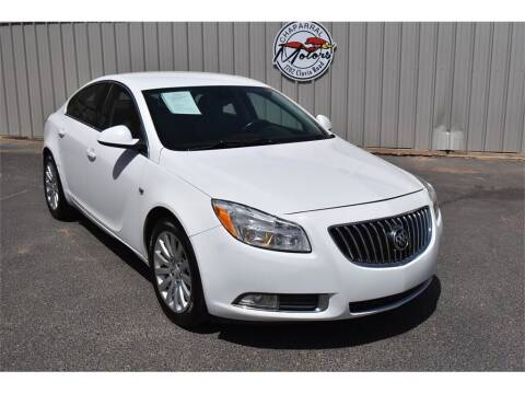 2011 Buick Regal for sale at Chaparral Motors in Lubbock TX