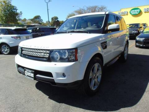 2013 Land Rover Range Rover Sport for sale at Santa Monica Suvs in Santa Monica CA