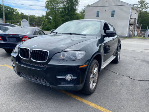 2009 BMW X6 for sale at Top Quality Auto Sales in Westport MA