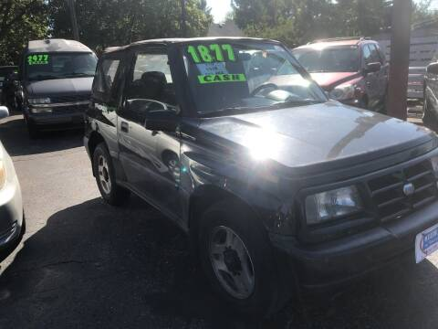 1998 Chevrolet Tracker for sale at Klein on Vine in Cincinnati OH