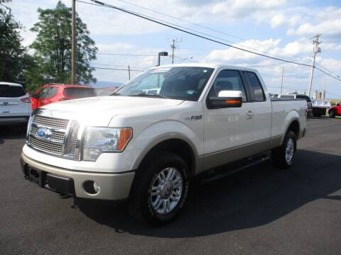 2009 Ford F-150 for sale at FINAL DRIVE AUTO SALES INC in Shippensburg PA