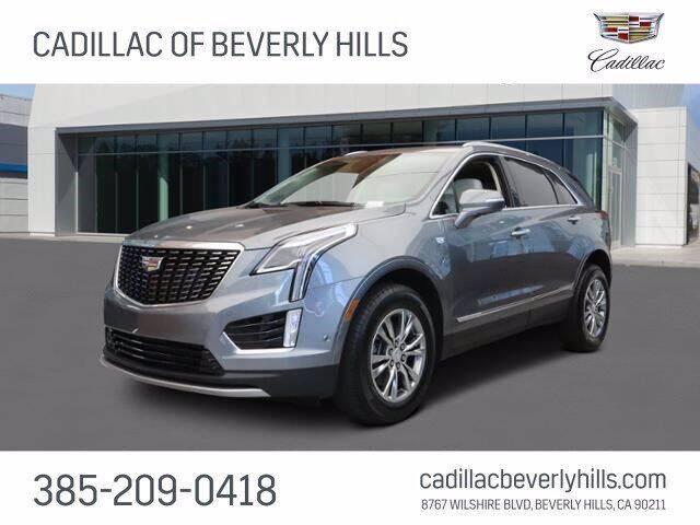 2022 Cadillac XT5 for sale in Beverly Hills, CA