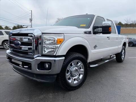 2012 Ford F-250 Super Duty for sale at iDeal Auto in Raleigh NC