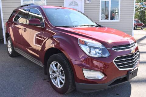 2017 Chevrolet Equinox for sale at Alaska Best Choice Auto Sales in Anchorage AK