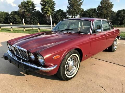 1974 Jaguar XJ6-L for sale at SARCO ENTERPRISE inc in Houston TX