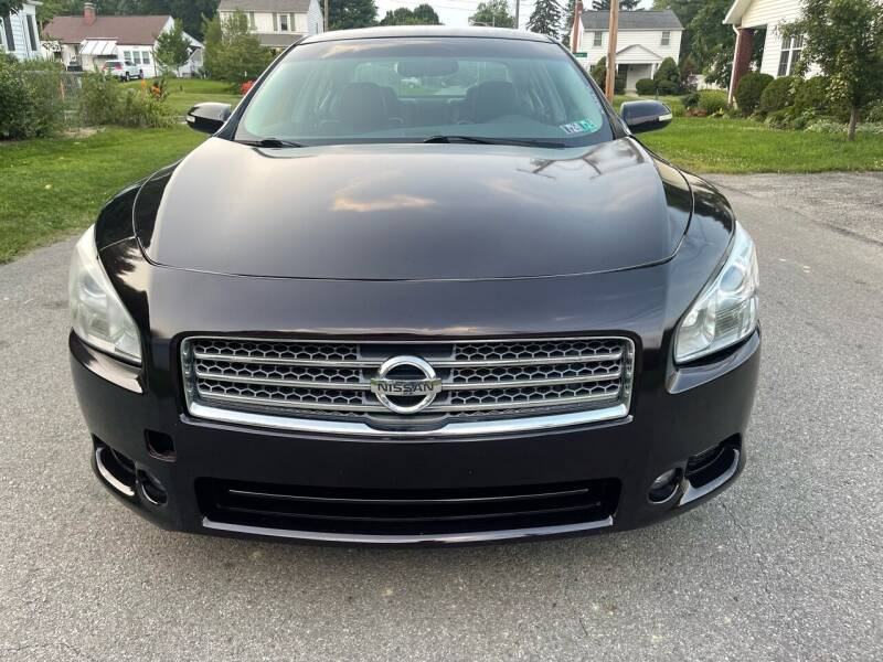 2010 Nissan Maxima for sale in Columbus, OH