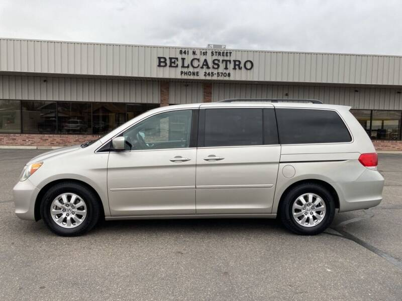 2008 Honda Odyssey for sale at Belcastro Motors in Grand Junction CO