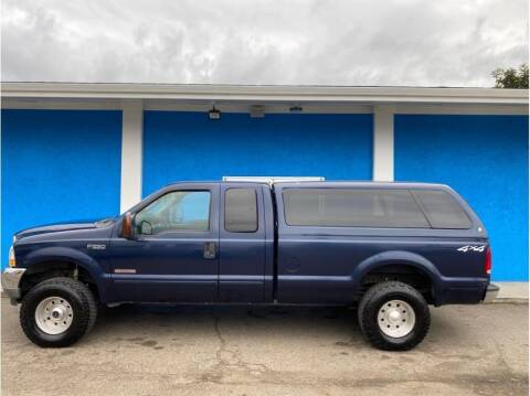2003 Ford F-250 Super Duty for sale at Khodas Cars in Gilroy CA