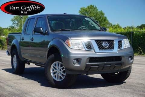 2016 Nissan Frontier for sale at Van Griffith Kia Granbury in Granbury TX