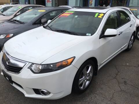 2012 Acura TSX for sale at Polonia Auto Sales and Service in Hyde Park MA