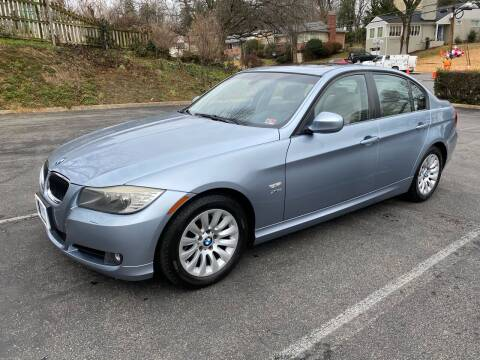2009 BMW 3 Series for sale at Car World Inc in Arlington VA