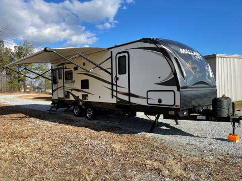 2017 MALLARD ULTRALITE for sale at Modern Automotive in Boiling Springs SC