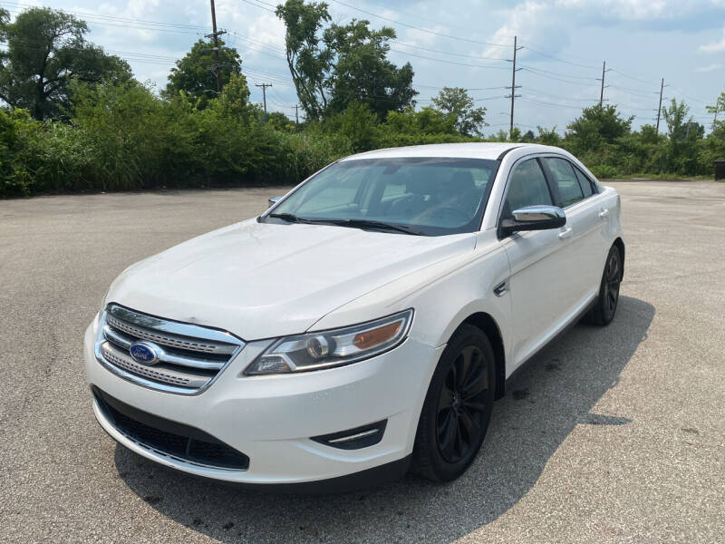 2012 Ford Taurus for sale at Mr. Auto in Hamilton OH