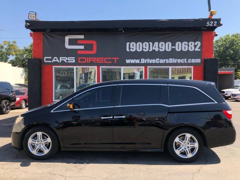2013 Honda Odyssey for sale at Cars Direct in Ontario CA