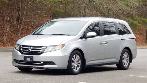 2014 Honda Odyssey for sale at United Auto Gallery in Suwanee GA
