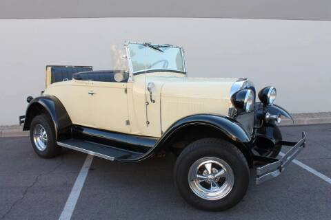 1931 Ford Model A for sale at Insight Motors in Tempe AZ