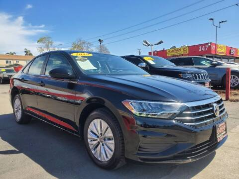 2019 Volkswagen Jetta for sale at CARCO SALES & FINANCE #3 in Chula Vista CA