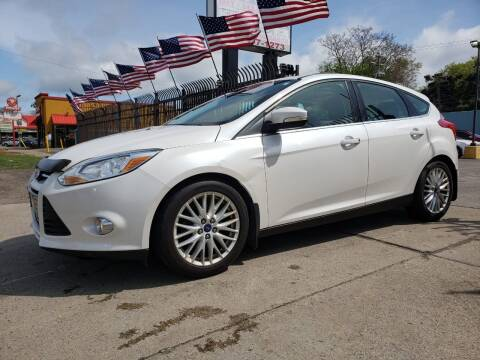 2012 Ford Focus for sale at Gus's Used Auto Sales in Detroit MI