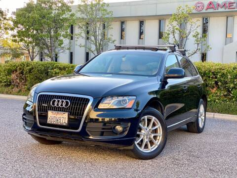 2009 Audi Q5 for sale at Carfornia in San Jose CA
