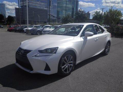 2018 Lexus IS 300 for sale at BEAMAN TOYOTA GMC BUICK in Nashville TN